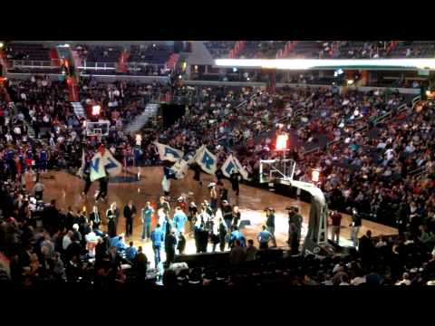 Wizards 2010/11 Season Opening Intro