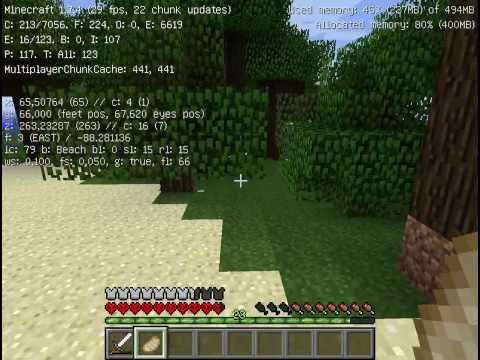 Что делать если потерял дом в Minecraft