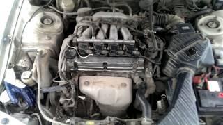 Промывка и очистка системы охлаждения двигателя.