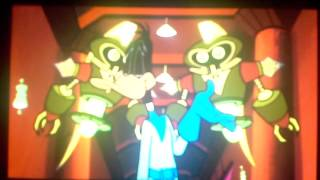 Duck Dodgers Vs The Forces Of Evil in Duck Dodgers Gets kidnapping
