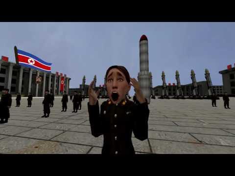 NORTH KOREAN MILITRY PARAID