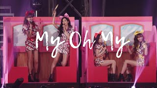 Gambar cover [中字]141209 少女時代 - My oh my@Girls' Generation The Best Live At Tokyo Dome
