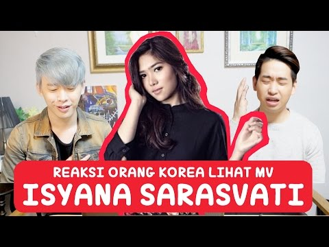 REAKSI Orang Korea Lihat MV Isyana Sarasvati Tetap Dalam Jiwa !!ㅣINDONESIAN SONG