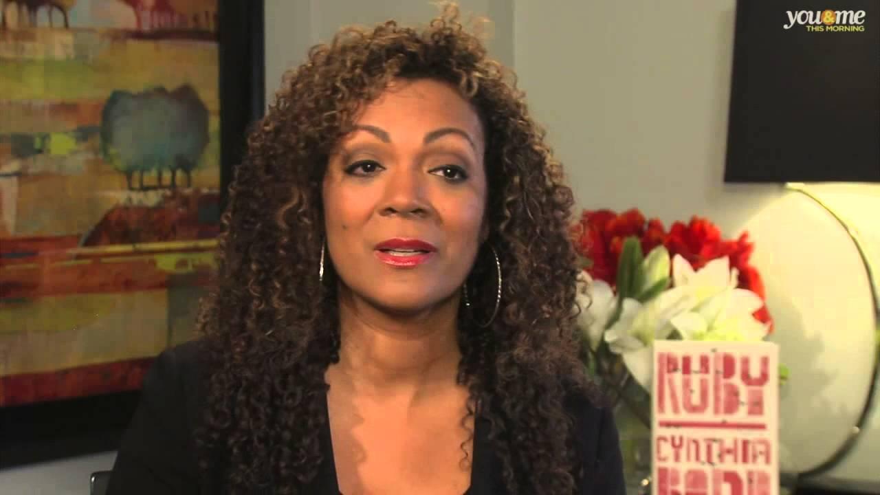 Author Cynthia Bond Youtube