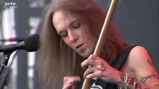 Children Of Bodom   Trashed, Lost & Strungout (Download Festival 2016)