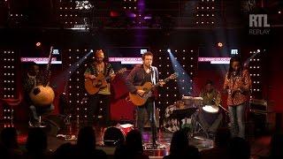 MATTHIEU CHEDID & FATOUMATA DIAWARA - Une âme (LIVE) Le Grand Studio RTL