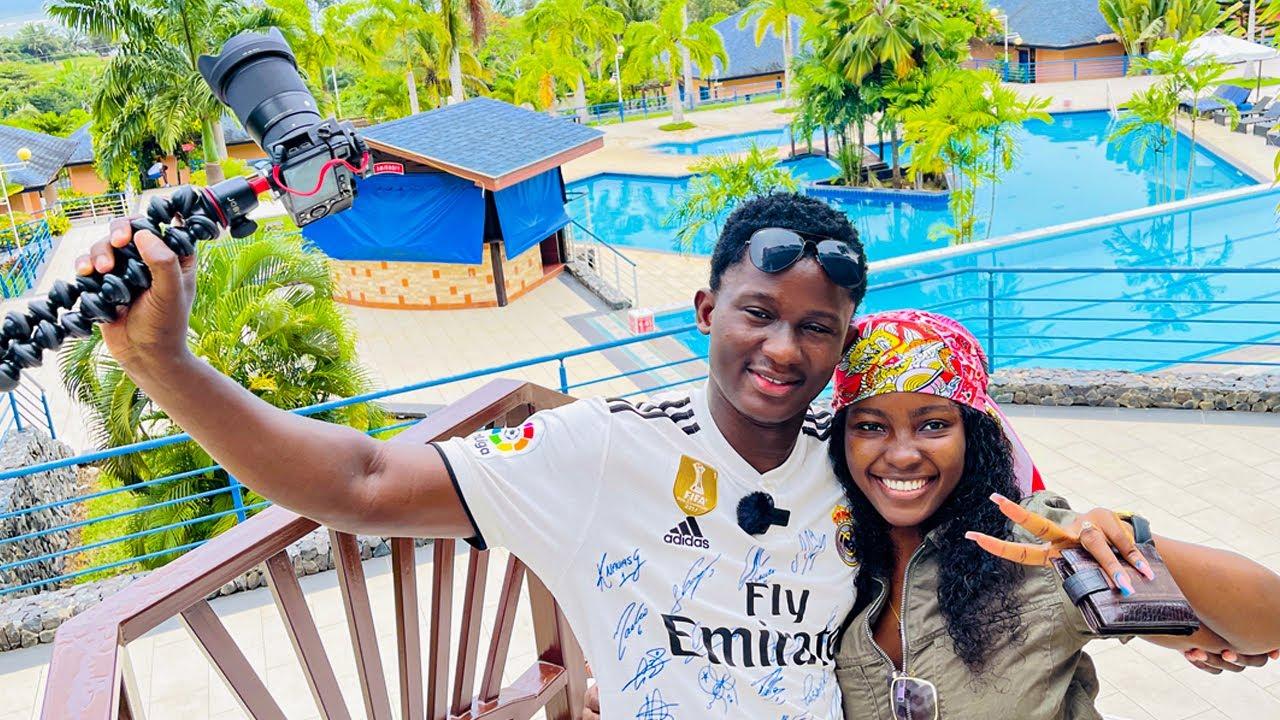 Download I Took My Fiancee To Ghana's Most Romantic Hotel 😍❤️@WODE MAYA Inspired)