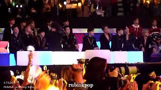 171201 Mama - Bts Dna Reaction: Exo, Taemin, Nct127, Day6, Wanna One