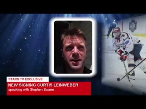 Curtis Leinweber exclusive interview
