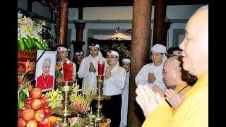 Ông Nguyễn Tấn Dũng nói gì về  đám tang thân mẫu  quan chức không đến viếng, báo chí không đưa tin?