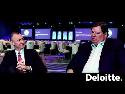 Deloitte's Duane Dickson | In The Oil Patch Radio Show