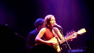 Pam Feather - We cannot Change the Weather @ Paard van Troje Den Haag 2010 (HD)