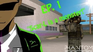 Scar-L is a monster! ► Let's Play Phantom Forces [ROBLOX] EP# 1