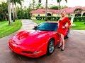 2003 Chevrolet Corvette Z06 Review w/MaryAnn For Sale By: AutoHaus of Naples