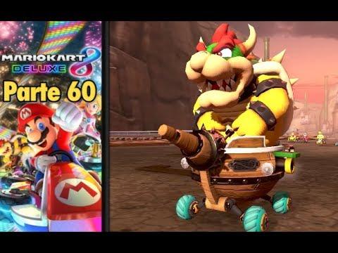 Download ¡TU PROPIO ENEMIGO! - Parte 60 Mario Kart 8 Deluxe - Español Screenshots