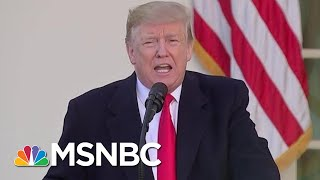 Trump Exposed For Undercutting Trafficking Victim Protections | The Beat With Ari Melber | MSNBC