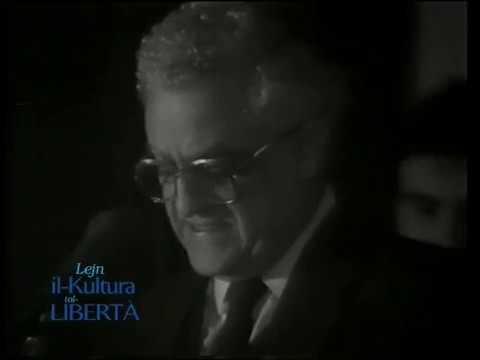 Lejn il-Kultura tal-Libertà: Feature: Raymond Caruana