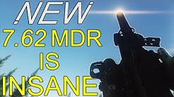 My first raid with the new DT MDR 7.62x51 - Escape From Tarkov