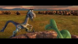 The Good Dinosaur - Arlo Team vs The Rustlers (Full HD)