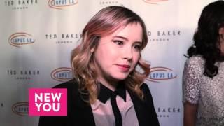Taylor Spreitler Talks Fashion vs Function
