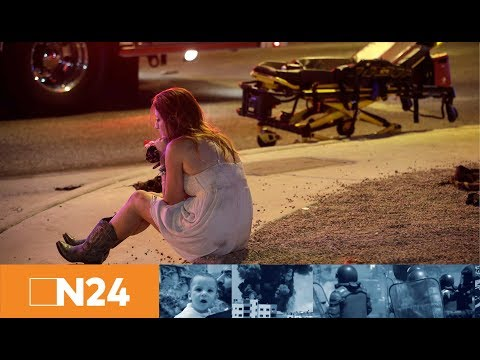 Horror-Attentat in Las Vegas: 50 Menschen auf Festival erschossen - über 200 Verletzte