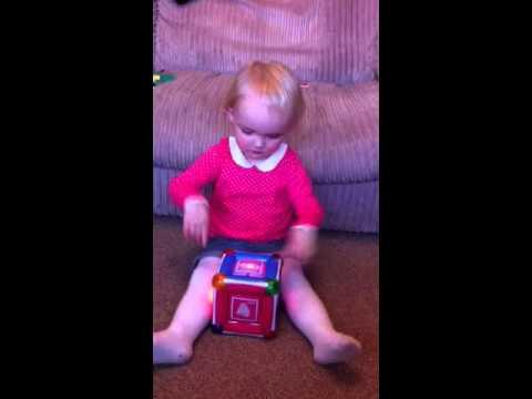 Munchkin Mozart Magic Cube - Award Winning Interactive Musical Toy