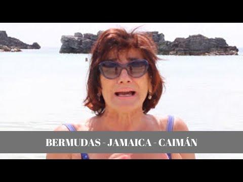 TYH 1567 BERMUDAS - JAMAICA - CAIMÁN