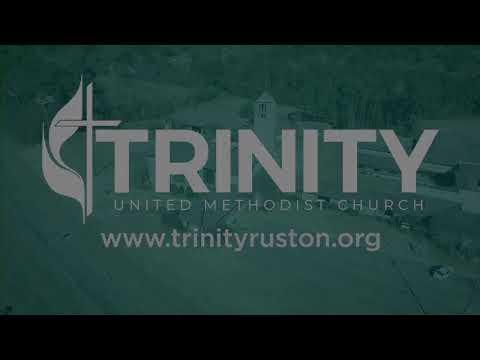 Trinity UMC Traditional Worship   07-19-20