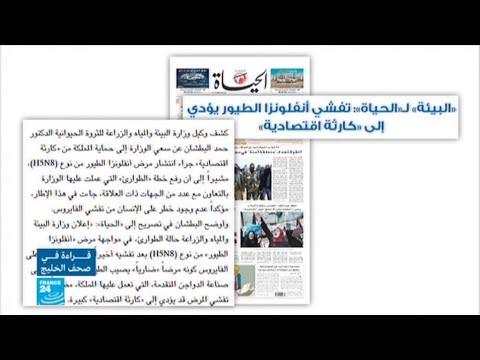 أنفلونزا الطيور تهدد السعودية بكارثة اقتصادية  - 13:23-2018 / 1 / 22