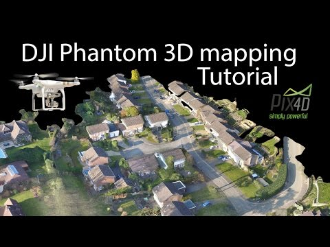 Ultimate Pix4D tutorial 3D mapping