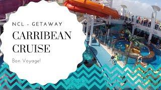 NCL - Norwegian Getaway - Family Caribbean Cruise Vacation