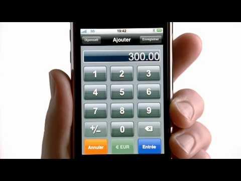 """Pub iPhone 3G """"Applications pour tout"""""""
