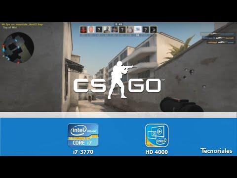 CSGO - Intel HD 4000   I7-3770