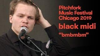 "black midi - ""bmbmbm"" | Pitchfork Music Festival 2019"