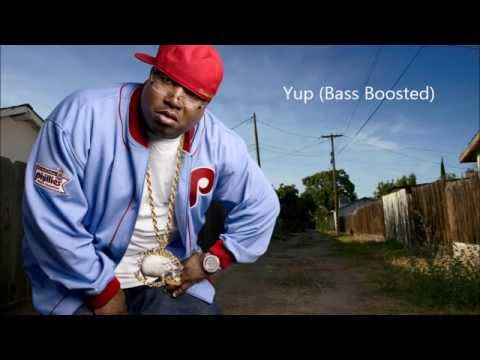 E-40 - Yup (Choices) Bass Boosted