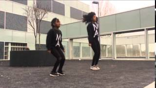 Banky w - yes/no choreographed  by Jo-anne End