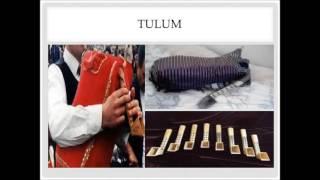 Turkish Music Instrument