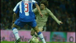 Así recuerda Messi su debut con el Barça hace 15 años
