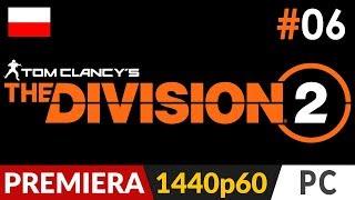 The Division 2 PL  #6 (odc.6)  Problem ze skalowaniem poziomu | Gameplay po polsku
