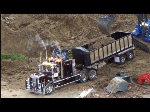 king hauler tamiya smoke rc truck lkw erlebniswelt. Black Bedroom Furniture Sets. Home Design Ideas