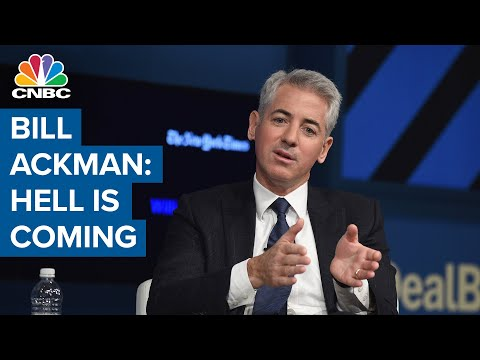 Billionaire Investor Bill Ackman Explains His Trades Around 'hell Is Coming' Interview