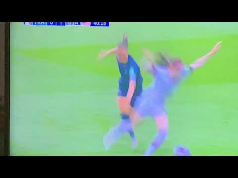 France Dirty Play vs USA On Display In Women's World Cup Knockout Game 2019