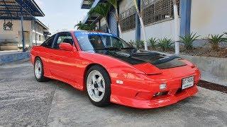 สายเบนซินยุค-90-nissan-200sx-สภาพเนียนๆ-กับเจ้าของอายุเพียงแค่-19-ปี-รถซิ่งไทยแลนด์