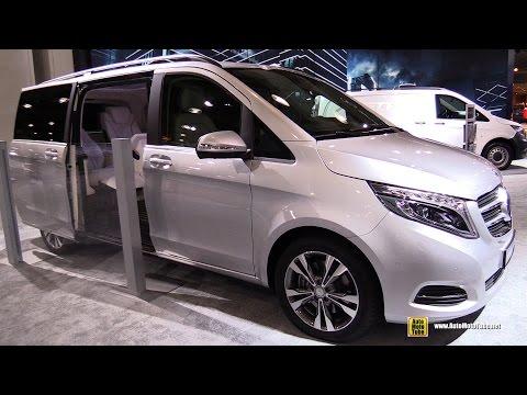 Benz Suv Models - 2016 Mercedes-Benz Metris Passenger Van - Exterior and Interior Walkaround - 2015 New York Auto Show