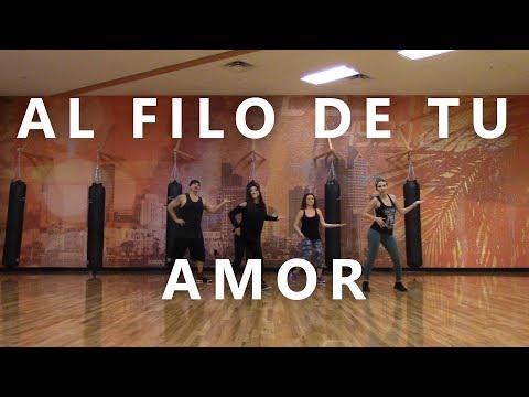 """ZUMBA WITH CAT """"Al Filo De Tu Amor"""" by Carlos Vives"""