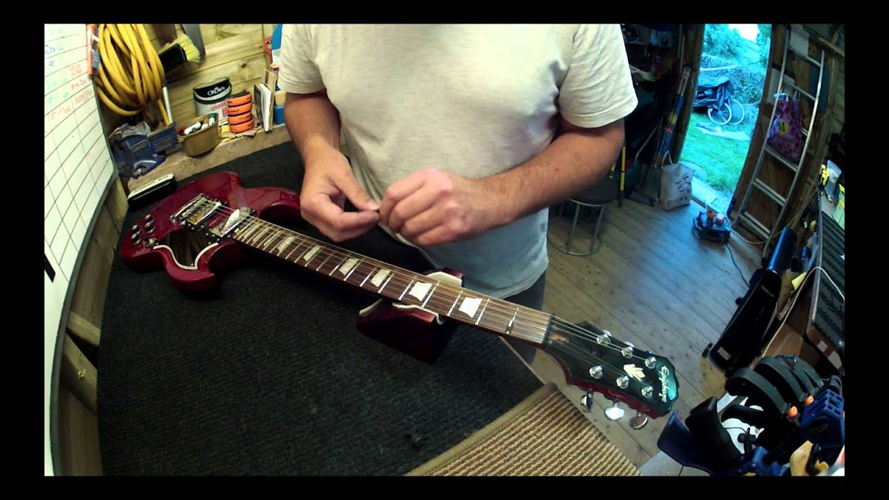 Sg 310 Wiring Diagram Start Building A Guitar Harness Epiphone Set Up Part 1 Youtube Rh Com Pickup