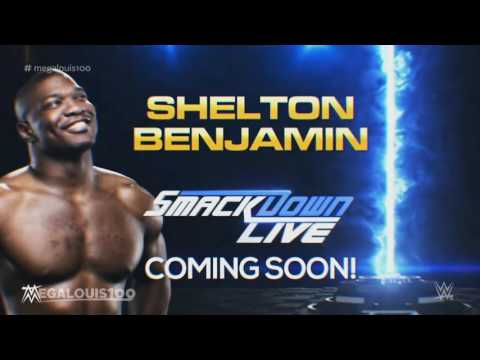 2016: Shelton Benjamin returns to WWE promo theme song  Top of the World with download link