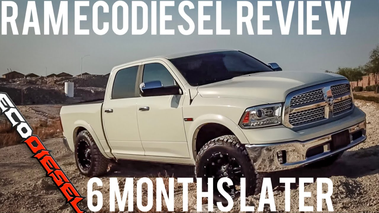 Ram 1500 Ecodiesel Review 6 Month Update Jay Flat Out Youtube