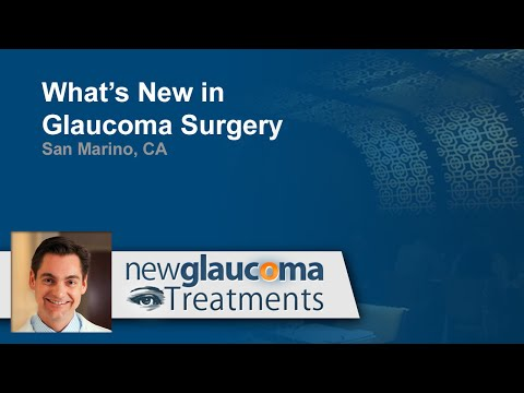 What's New In Glaucoma Surgery [PPT Slides and Videos]