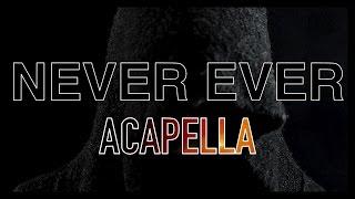 DEAMON - Never Ever [Acapella]